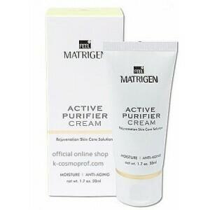 Matrigen Active Purifier Cream - Final Recovering Cream