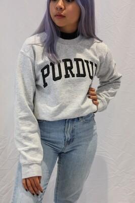 Purdue Crewneck