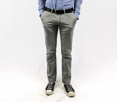 Light Grey Khaki Pants