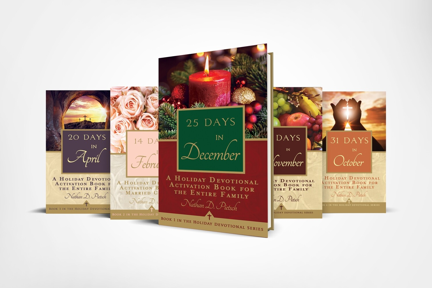 The Holiday Devotional Series (Complete 5-Book Set)