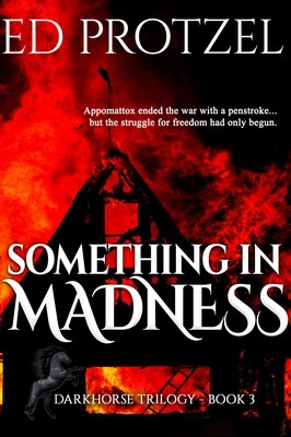 Something in Madness (Darkhorse Trilogy, Book 3)