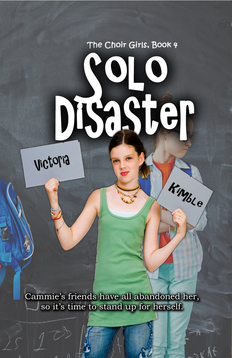 Solo Disaster (The Choir Girls, Book 4)