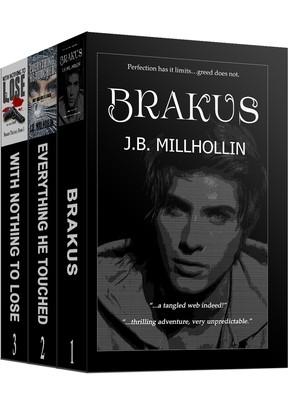 Brakus Trilogy (Books 1-3)