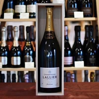 Champagne Lallier Magnum 1,5 Lt