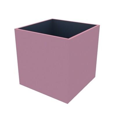 Powder-coated Cube Planter 650 x 650 x 650