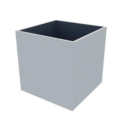 Powder-coated Cube Planter 700 x 700 x 700