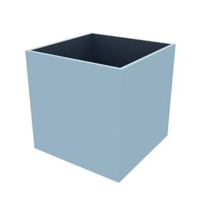 Powder-coated Cube Planter 500 x 500 x 500