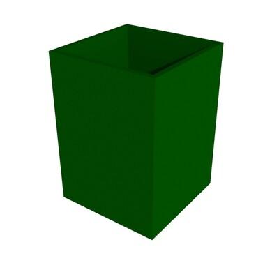 Powder-coated Cube Planter 500 x 500 x 700