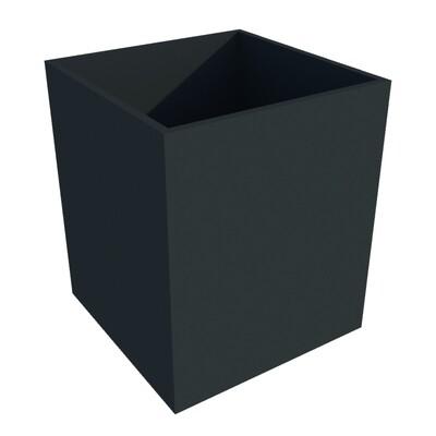 Powder-coated Cube Planter 700 x 700 x 820