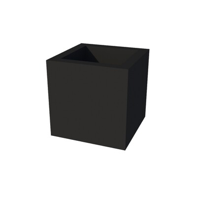 Powder-coated Cube Planter 300 x 300 x 300