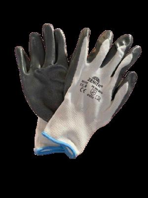 Guanto di protezione rivestito in nitrile - CE EN 388 4121X - NI100