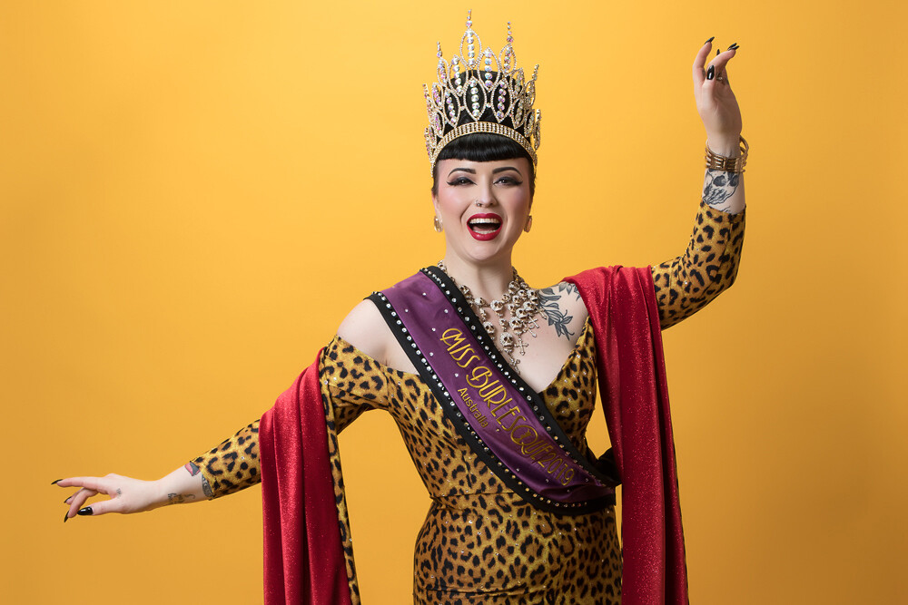 10yrs of Tease Queens! Miss Burlesque Australia 10yr anniversary celebration!