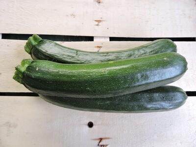 Zucchini mindestens 1Stk. 200-300g