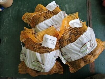 Kartoffeln aus Franken, mehligkochend, Theresa 2,5kg
