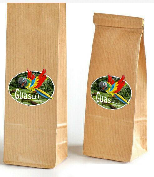 GUASU™ Energy Tea 100gr EU-Zerifiziert