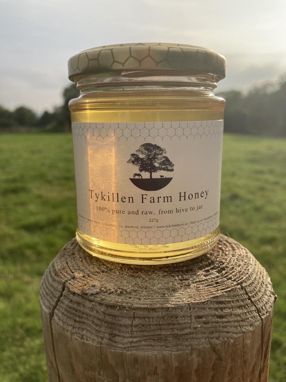 Tykillen Farm 2021 Pure Raw Irish Summer Honey