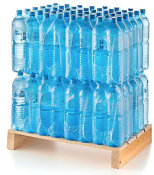 Acqua Kaqun 16 confezioni da 6 bottiglie 1,5 litri