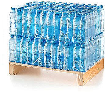 Acqua Kaqun 24 confezioni da 8 bottiglie 0,5 litri