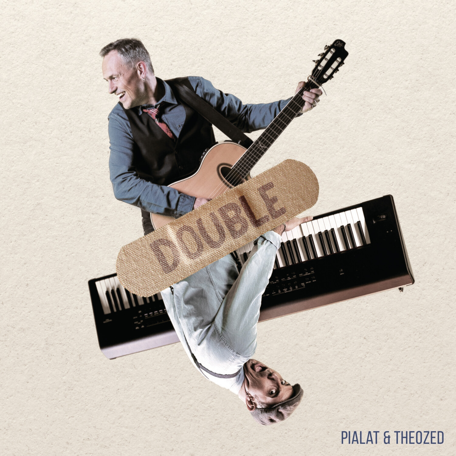 "Album Digital ""Double"" - Pialat et Theozed"