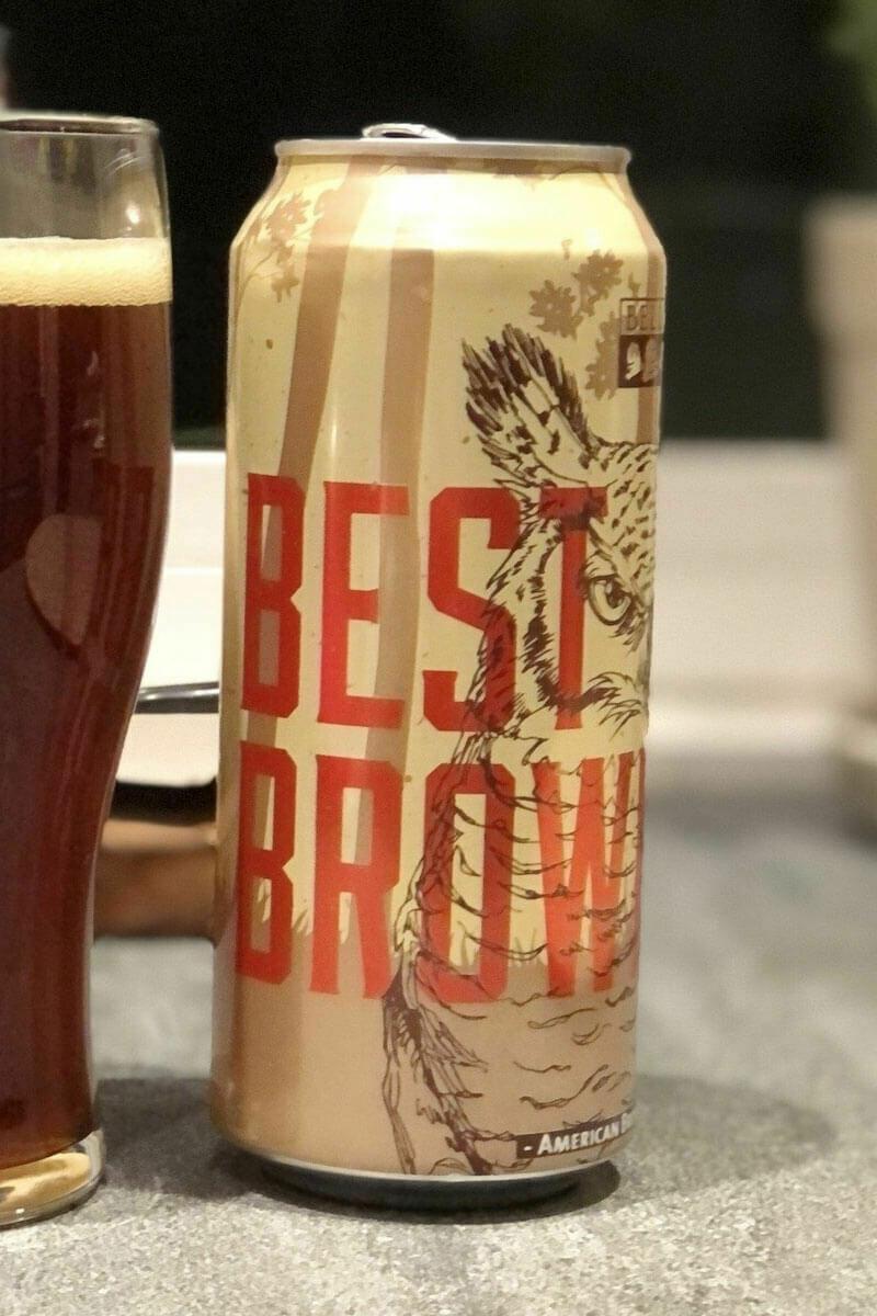 Best Brown Ale 12ozc (Bells)