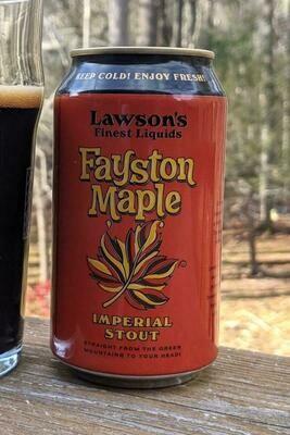 Fayston Maple 12ozc (Lawsons)