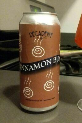 Cinnamon Bun 16ozc (Decadent)