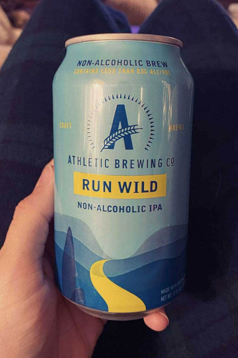 Run Wild IPA 12ozc (Athletic)