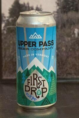 First Drop 16ozc (Upper Pass)
