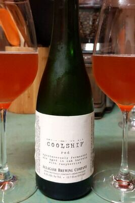 Coolship Red 12.7ozb (Allag)