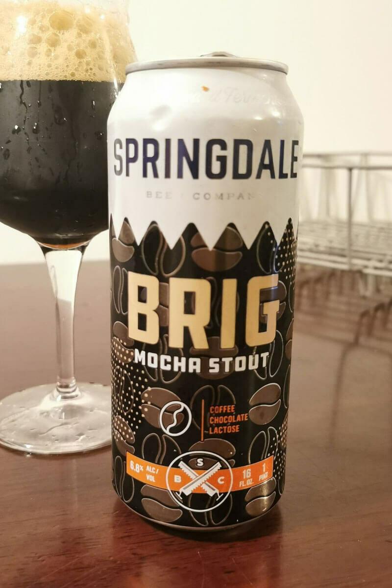 Brig - Coffee 16ozc (Springdale)