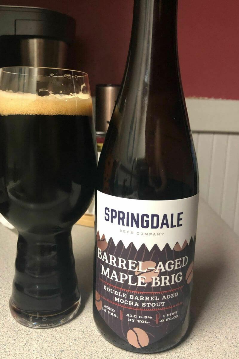 Brig - Maple 16ozb (Springdale)