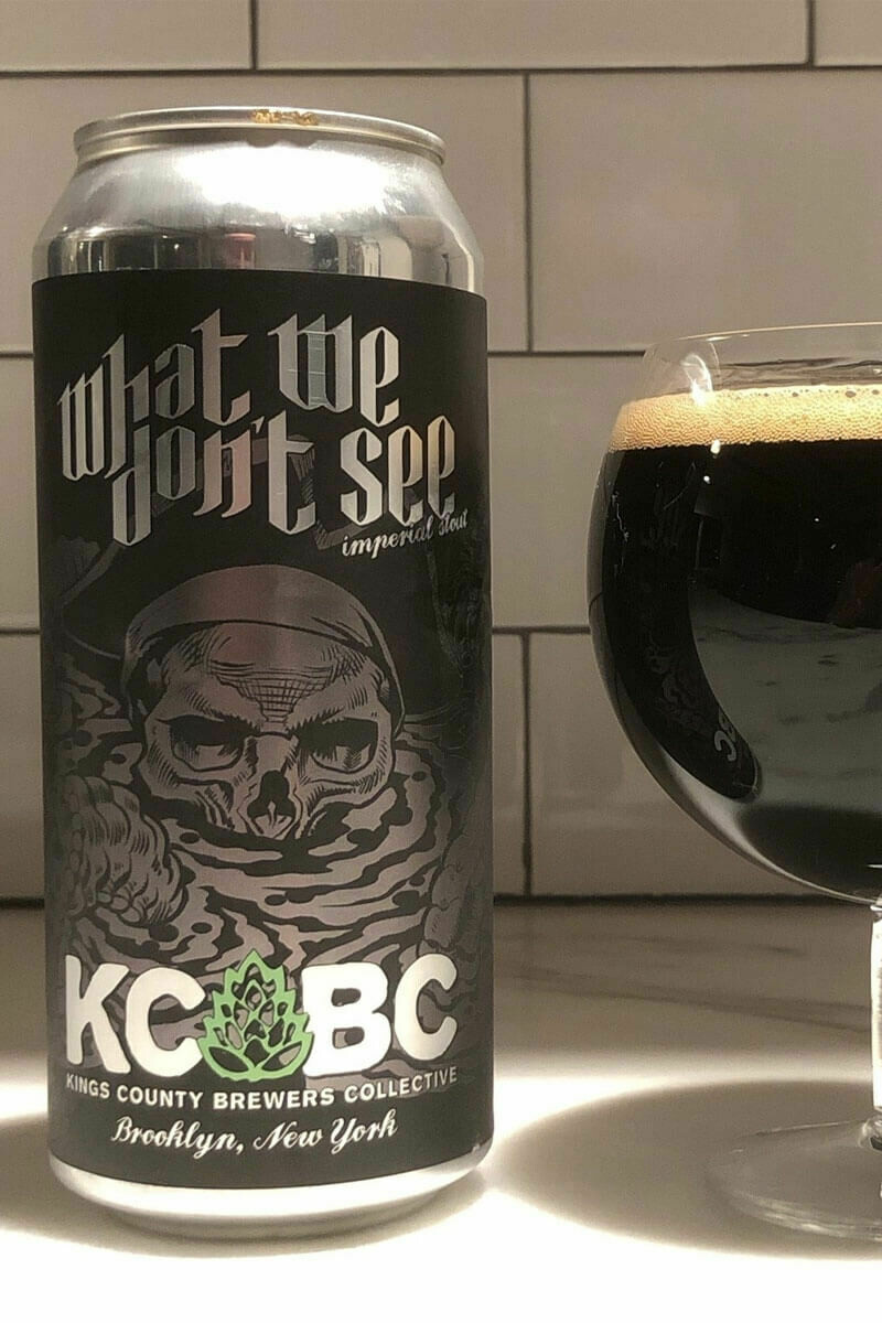 What We Don't See 16ozc (KCBC)