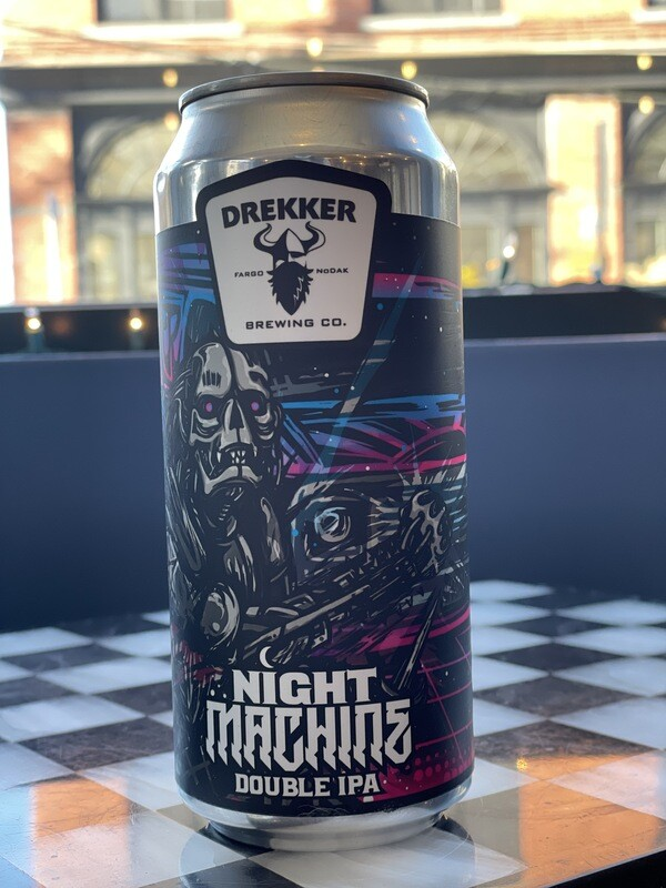 Night Machine 16ozc (Drekker)