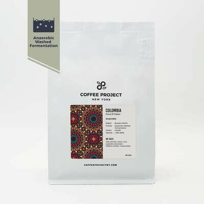 Coffee Project Colombia Finca El Paseo