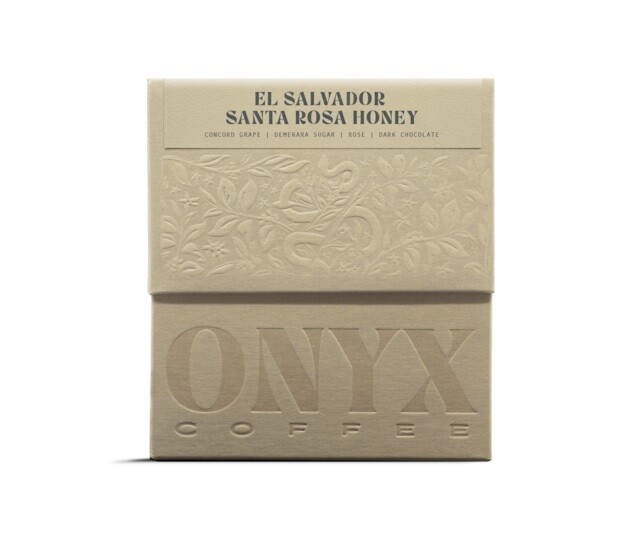 Onyx El Sal Santa Rosa Honey
