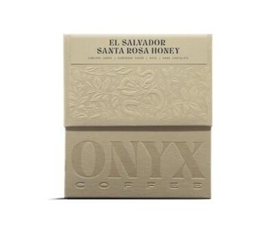 Onyx El Sal Santa Rosa Honey