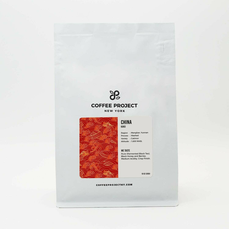 Coffee Project China Yunnan Kaku