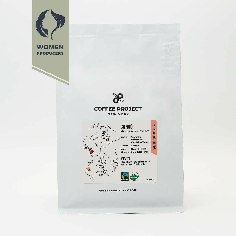 Coffee Project Congo Muungano