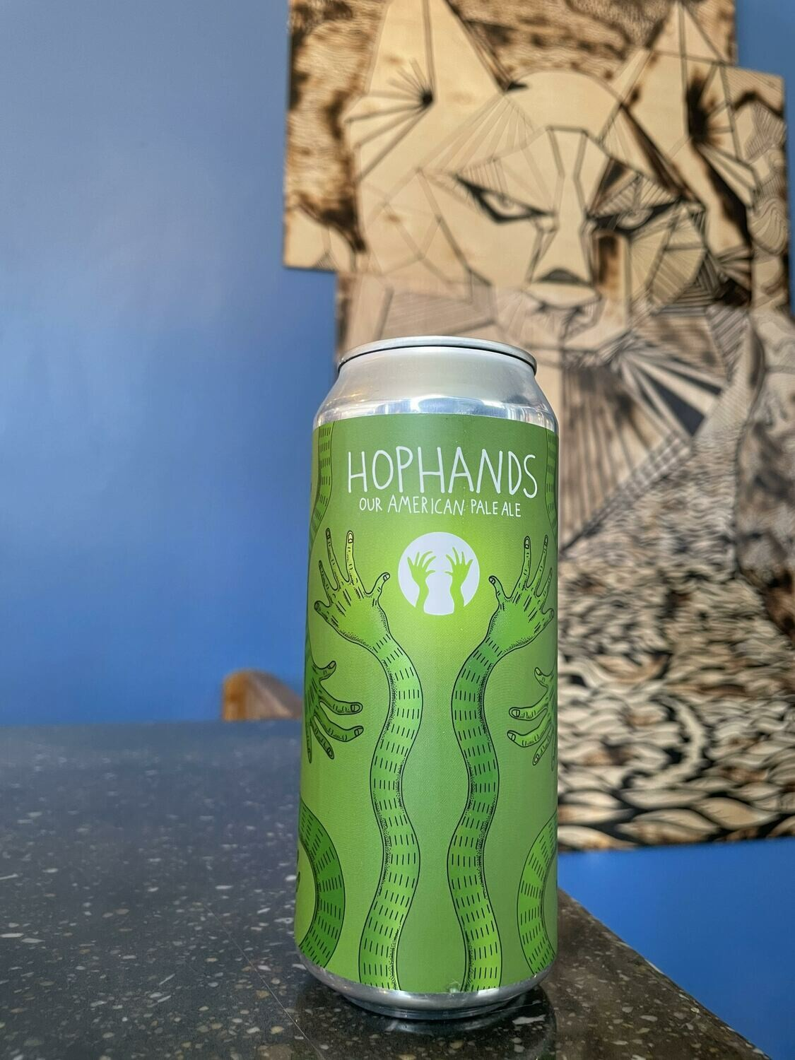 Hop Hands 16ozc (Tired Hands)