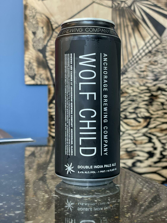 Wolf Child 16ozc (Anchorage)