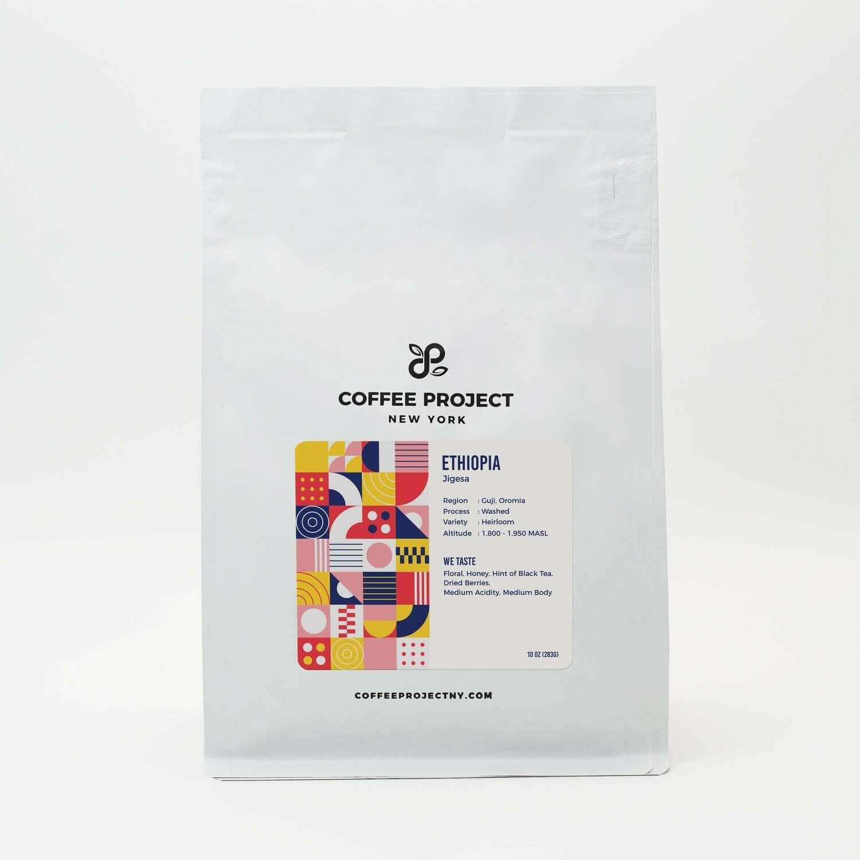 Coffee Project Ethiopia Jigesa Washed