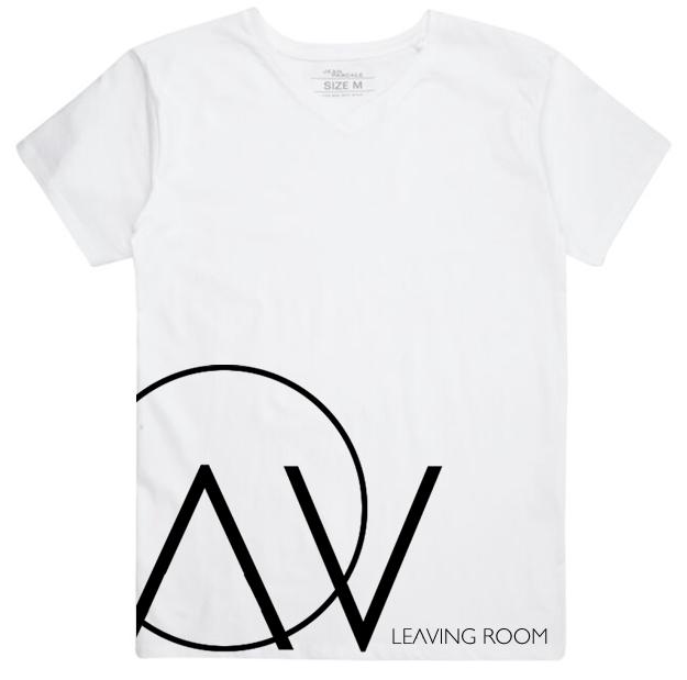 V-Shirt White
