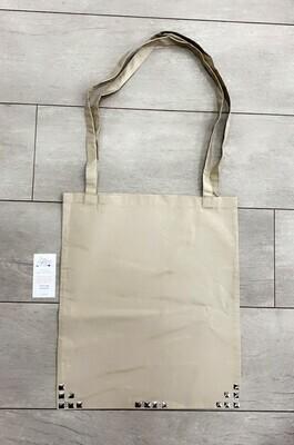 Tote Bag Fantaisie - Beige strass