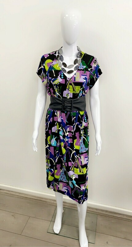 Robe Droite Création - Taille 46