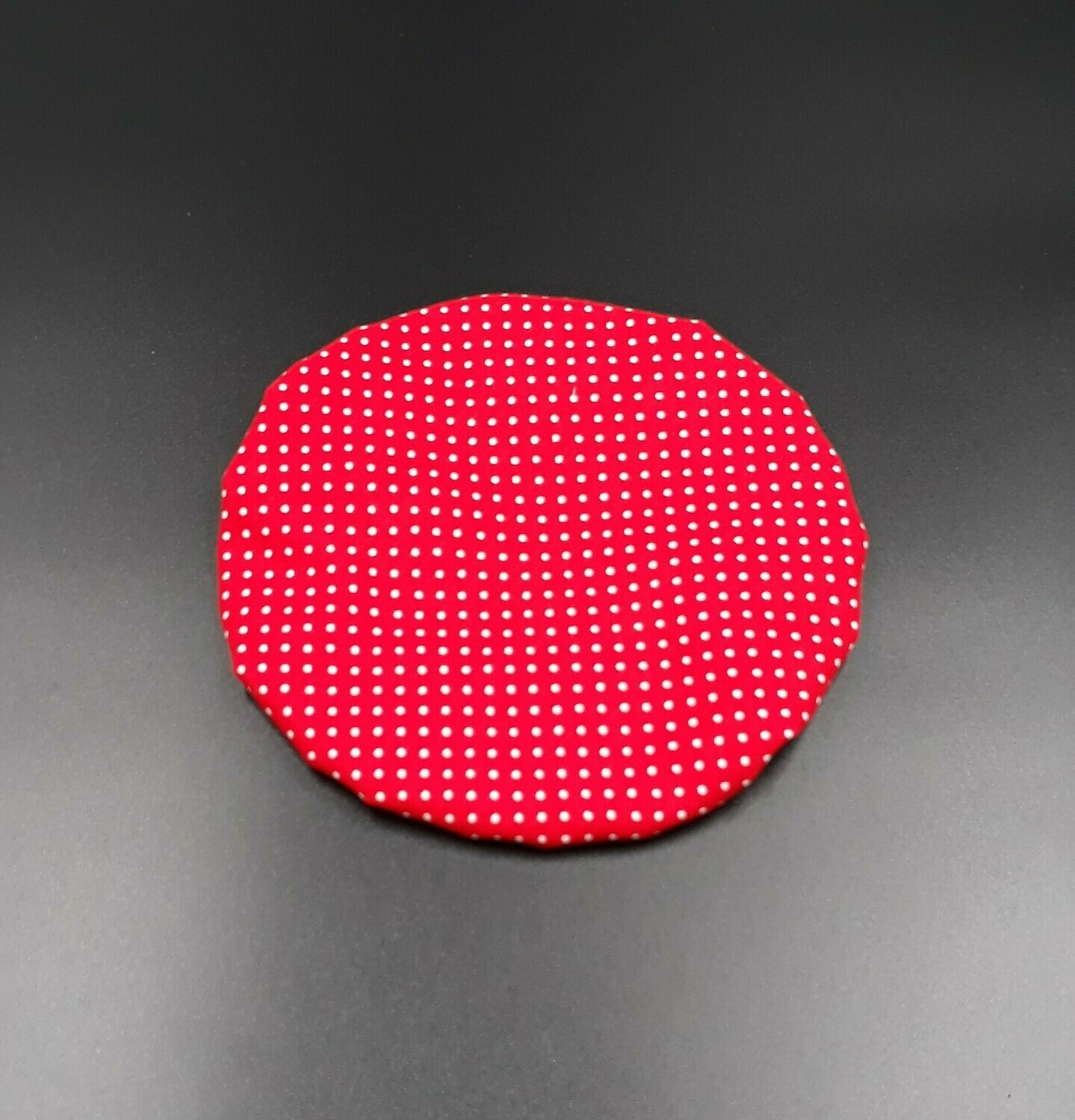 Charlotte Alimentaire Taille S - Rouge Pois