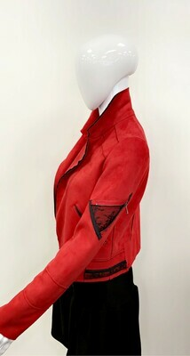 Veste rouge - Taille 38