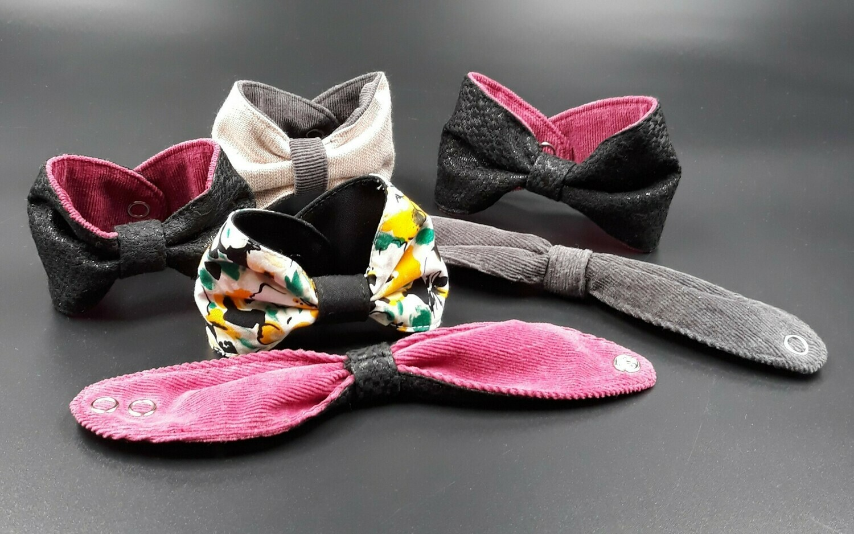 Bracelet Tissu réversible