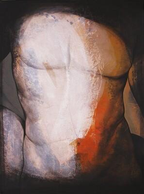 Homo stabilis 130 x 97 cm