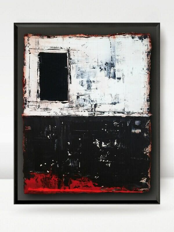 LUMIERE n°49 68 x 87 cm