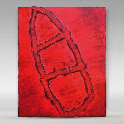BATEAU-IVRE 117 x 146 cm